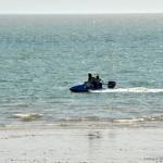 Boating at mandvi beach
